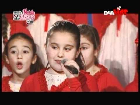 Concerto di Natale con lo Zecchino 2011 - Un Sogno Nel Cielo