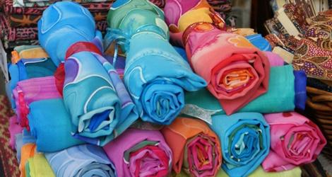 The Silk Museum, Yokahama, Japan - prepare to drool...