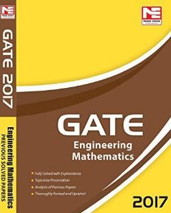 Best Engineering mathematics books for GATE exam preparation
