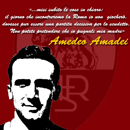 Amedeo Amedei ( As Roma )