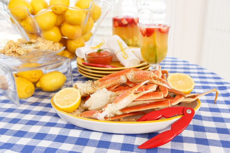 how to clean snow crab legs