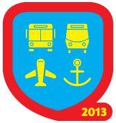 Let's support raising awareness to improve our transportation system. Selamat hari perhubungan nasional, 17 september 2013