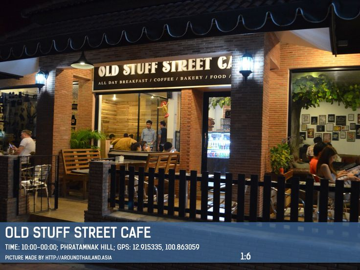 Old Stuff Street Cafe serves a wide range of exclusive Thai and International food, all day breakfast, and bakery to your delight. This is a unique restaurant you'd like to explore if you were in the area.  #cafe #pattaya #oldstuff #oldstuffstreetcafe #oldstuffcafe #oldstuffpattaya #pattayarestaurant #aroundthailand #aroundthailandasia #ptt #pty #chonburi #phratamnak #pattayacity #placeoftheweek #siam #thailand #coffeeshop #restaurant #burger #blackburger