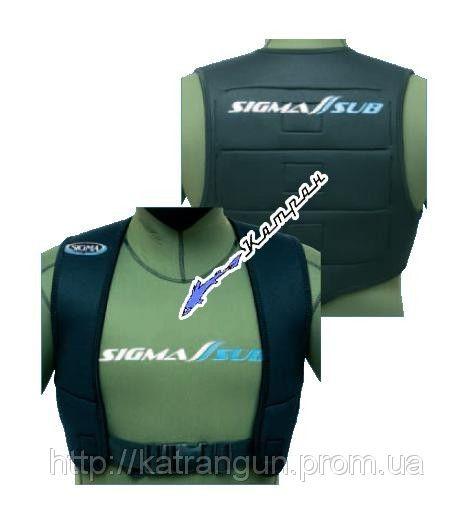 Разгрузочный жилет для подводной охоты, цена 416 грн., купить в Киеве — Prom.ua (ID#2299420)