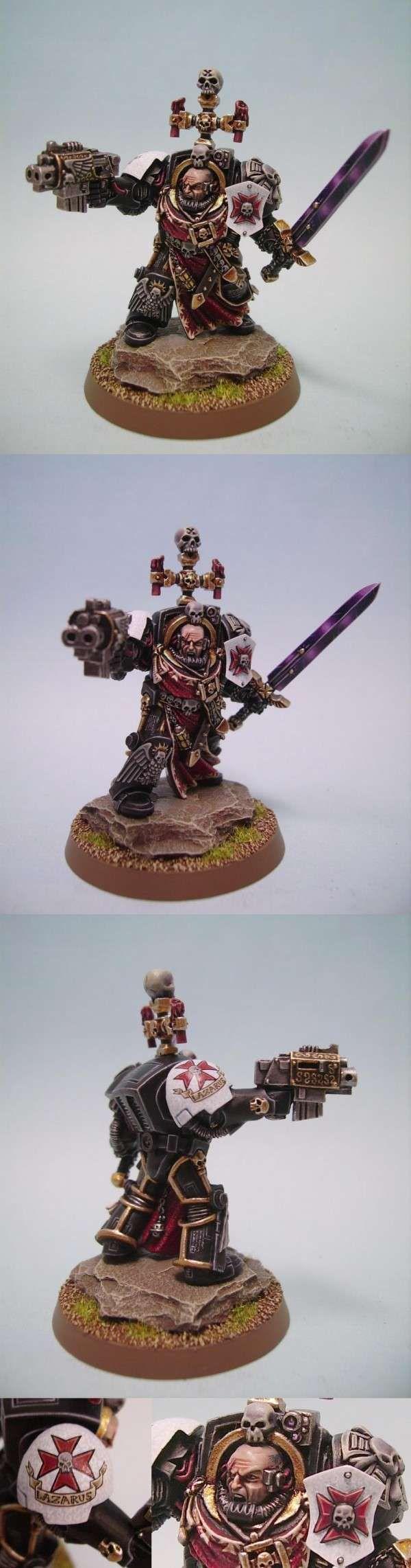 Black Templar High Marshal