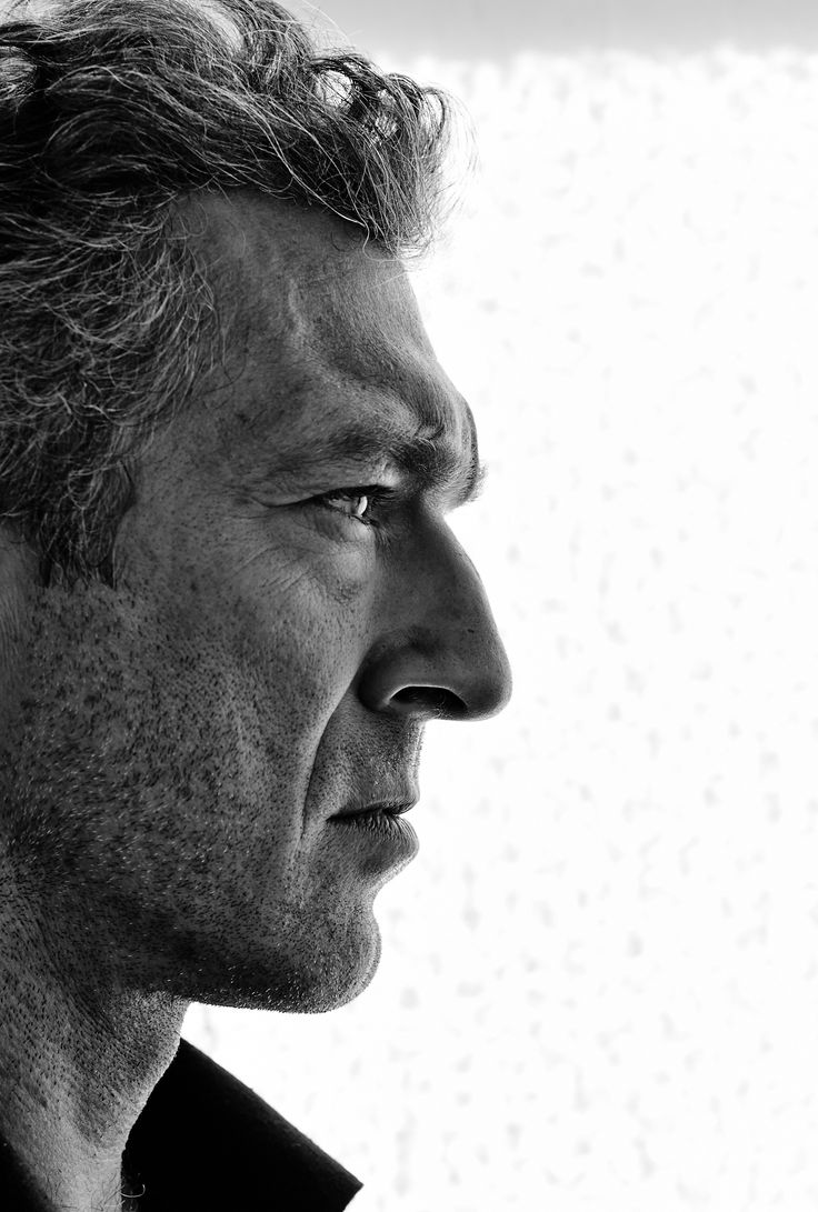 Vincent Cassel (1966) - Cesar Award-winning French actor. Photo © Marcel…