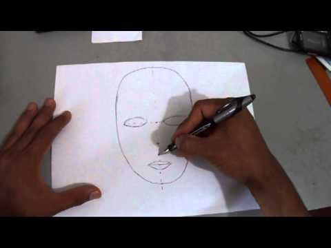 25 parasta ideaa Pinterestiss Como Dibujar Rostros Humanos
