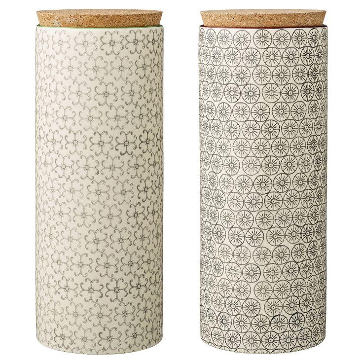 Bloomingville jars
