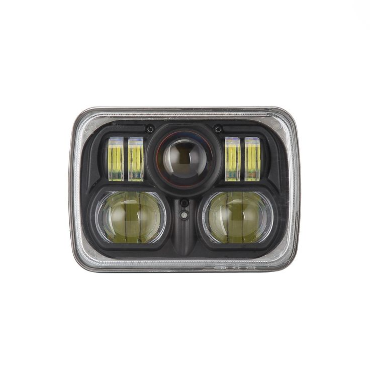 "215.00$  Buy here - http://alic7m.worldwells.pw/go.php?t=32692669308 - ""High Low Beam 5""""x7"""" led headlight for truck ,7"""" wrangler led headlamp 4x4, 88w 7"""" square led headlight "" 215.00$"