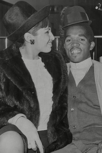 Prince buster, a 1960s Jamaican ska musician, in a tiny hat RIEP PRINCE BUSTER