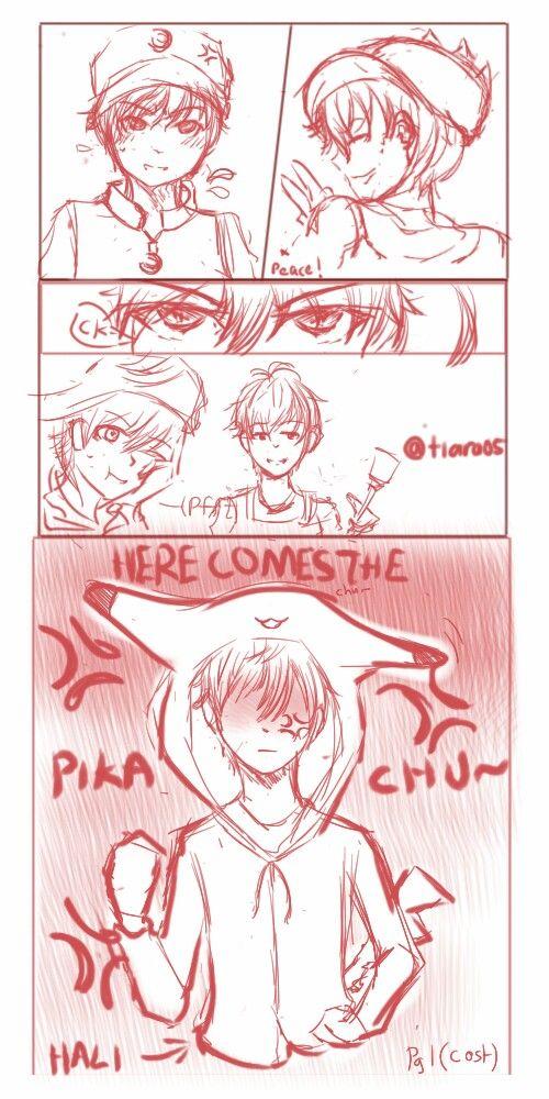 Boboiboy mini random : playout 1 by kirara13love.deviantart.com on @DeviantArt