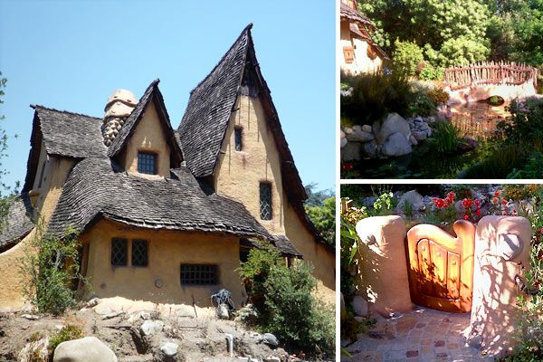 34 Best Images About Story Book Houses On Pinterest