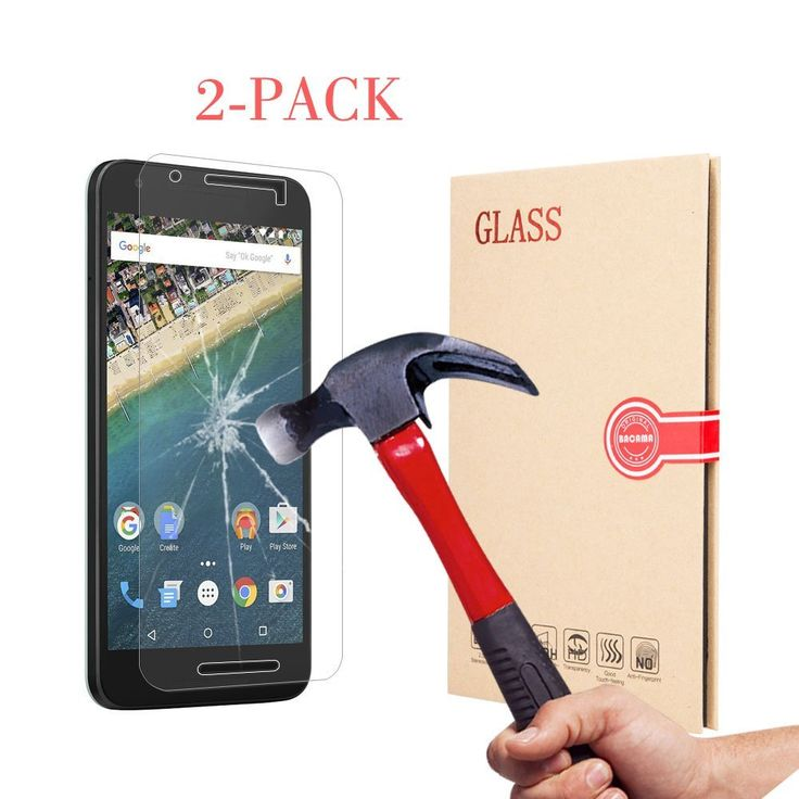 BACAMA® Tempered Glass Screen Protector for Nexus 5X [2-Pack] HD Clear 99% Touch Screen Responsive with Cutout for Front Lens Camera Sensor. Made from the Highest Quality Tempered-Glass with 9H Super Tough protects From scratches to high impact drops. 99.99% HD Clarity and Maintains the Original Touch Experience.No effect of S-pen using or finger scanner. 9H Strong Hardness Anti Scratch: three times stronger than a regular screen protector film.Professional CNC cutting, explosion proof....