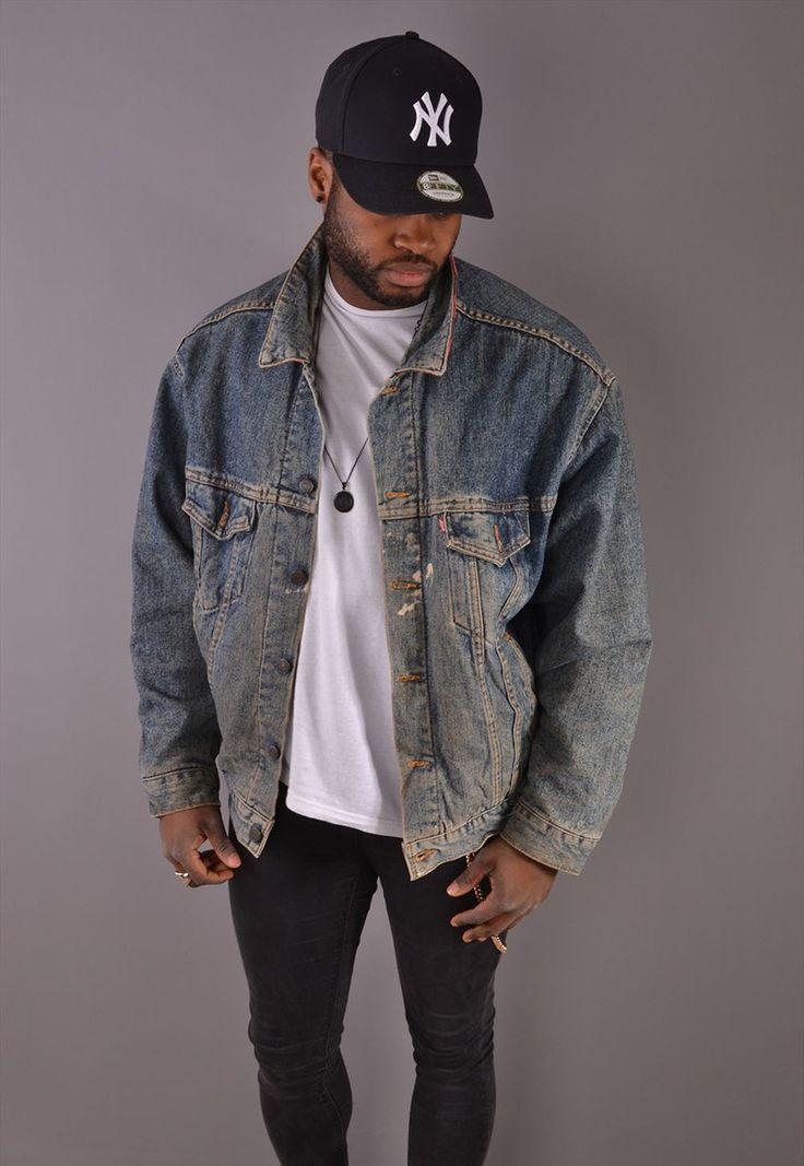 Lined Levis Denim Jacket DJ130 | Port Independent | ASOS Marketplace