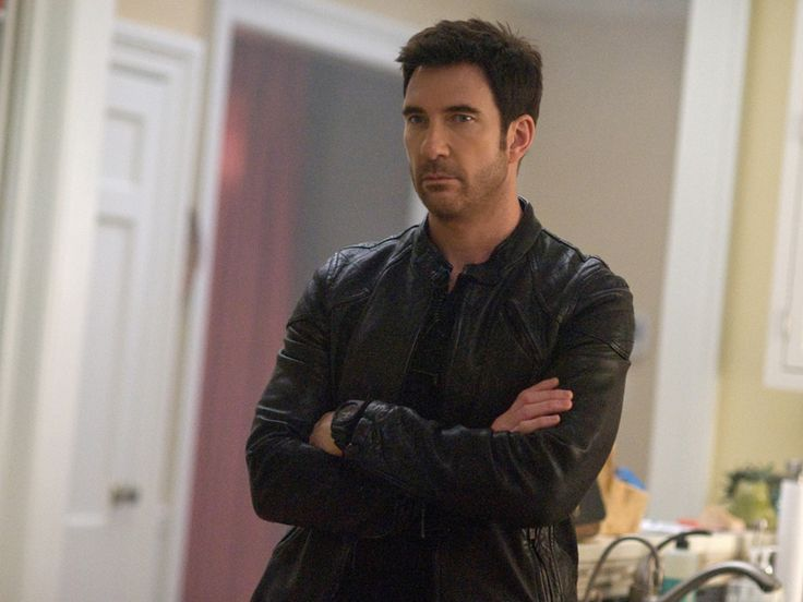 would you let Dylan McDermott take you hostage?