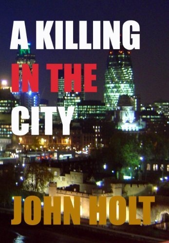 A Killing In The City by John Holt, http://www.amazon.ca/dp/B0093N363S/ref=cm_sw_r_pi_dp_aX2Krb0B3CGX6