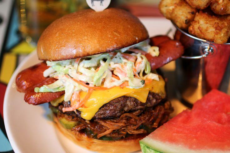 Backyard Burger, Holsteins Shakes & Buns, Las Vegas, Cosmopolitan