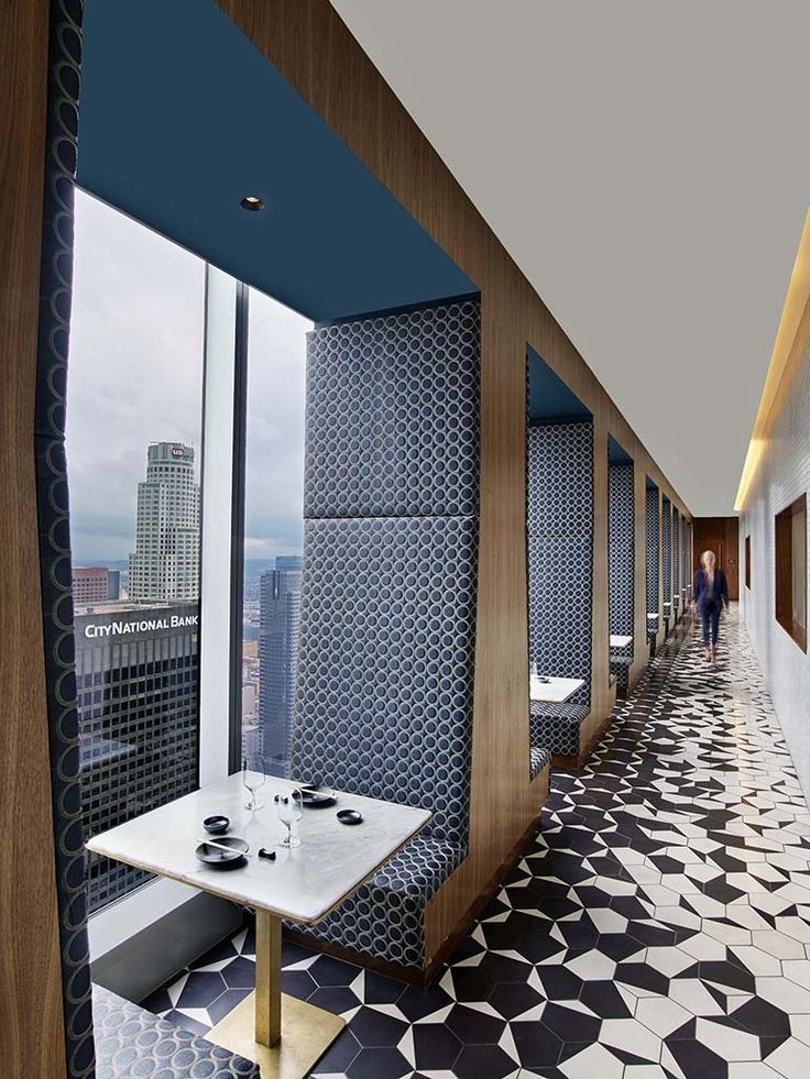 AC Martin's InterContinental Los Angeles Downtown Hotel Celebrates the City