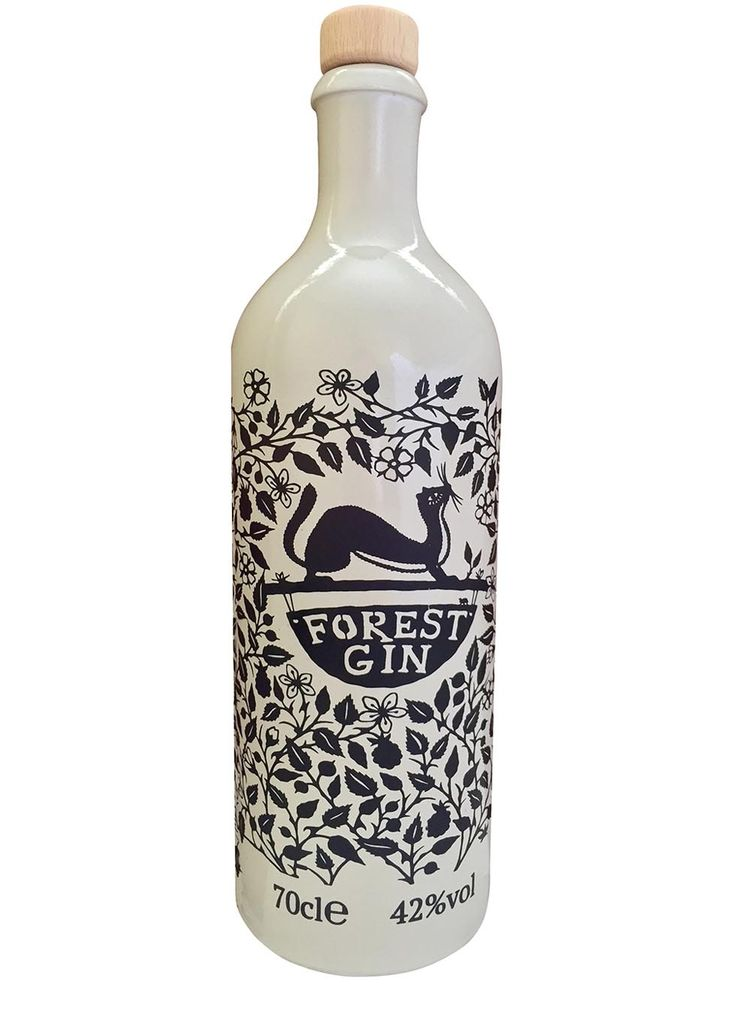 London Dry Forest Gin PD
