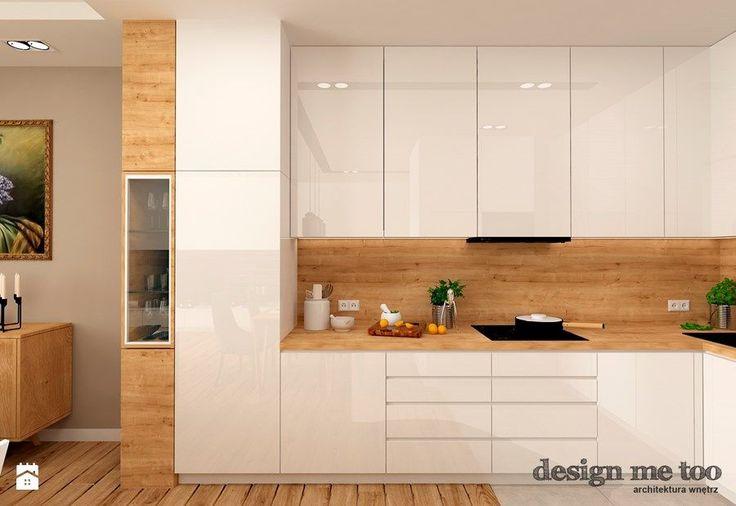 GRAZIOSO APARTAMENTY - Średnia kuchnia, styl nowoczesny - zdjęcie od design me too