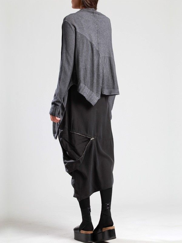 LYOCELL DRESS - JACKETS, JUMPSUITS, DRESSES, TROUSERS, SKIRTS, JERSEY, KNITWEAR, ACCESORIES - Woman -
