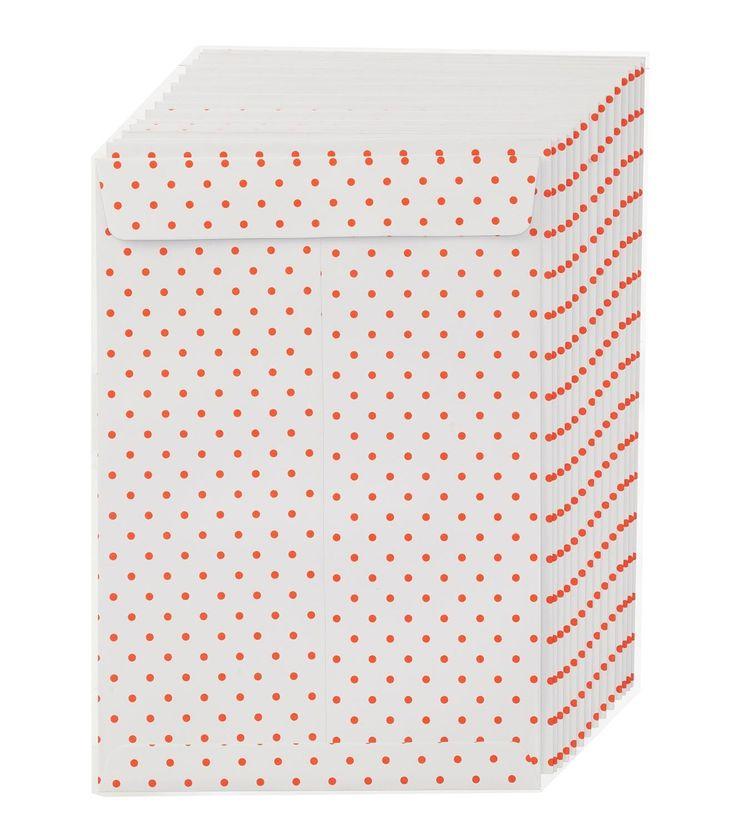 15 enveloppes C5