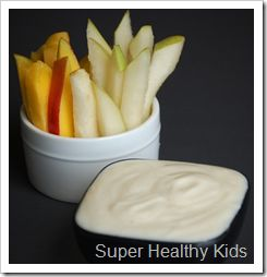 Need to start following this blog. Lots of healthy eating ideas for families with children.