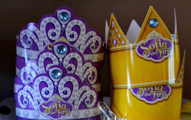 Sophia the First Party Supplies | MY PARTY PASSION: Sofia the First - Once Upon a Princess Party