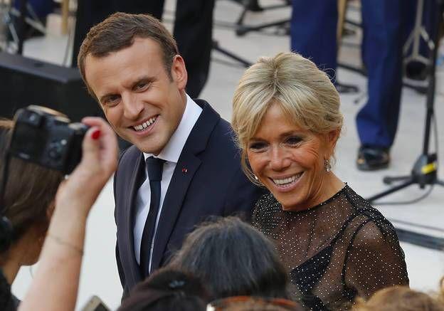 Brigitte Macron, la plus populaire des Premières dames ? #Peopolitique