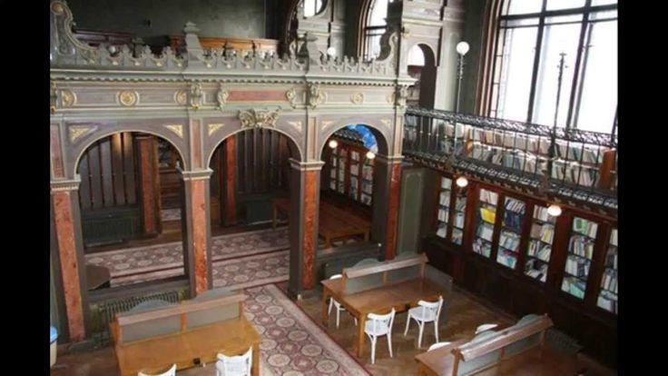 """Biblioteca Universităţii """"Gheorghe Asachi"""" din Iaşi / Technical Universi..."""