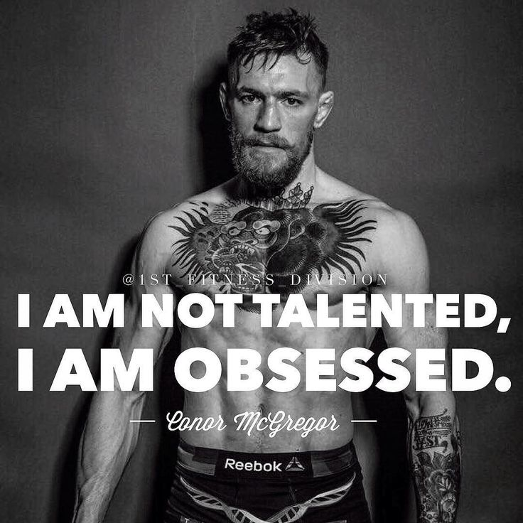 """Time for motivational quotes by 3rdcoastconditioning Repost from @1st_fitness_division """"There's no talent here this is hard work. This is an obsession. Talent does not exist we are all equals as human beings. You could be anyone if you put in the time. You will reach the top and that's that. I am not talented I am obsessed.""""- UFC Featherweight Champion Conor McGregor. Hard work beats talent every time #1stfitdiv #gym #fitness #trainer #coach #sports #athlete #nutrition #gymmotivation…"""