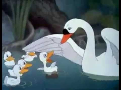 """The Ugly Duckling"" Walt Disney Version of the literary fairy tale by Danish…"