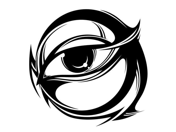 Circle Eye Tribal Designs Money Free