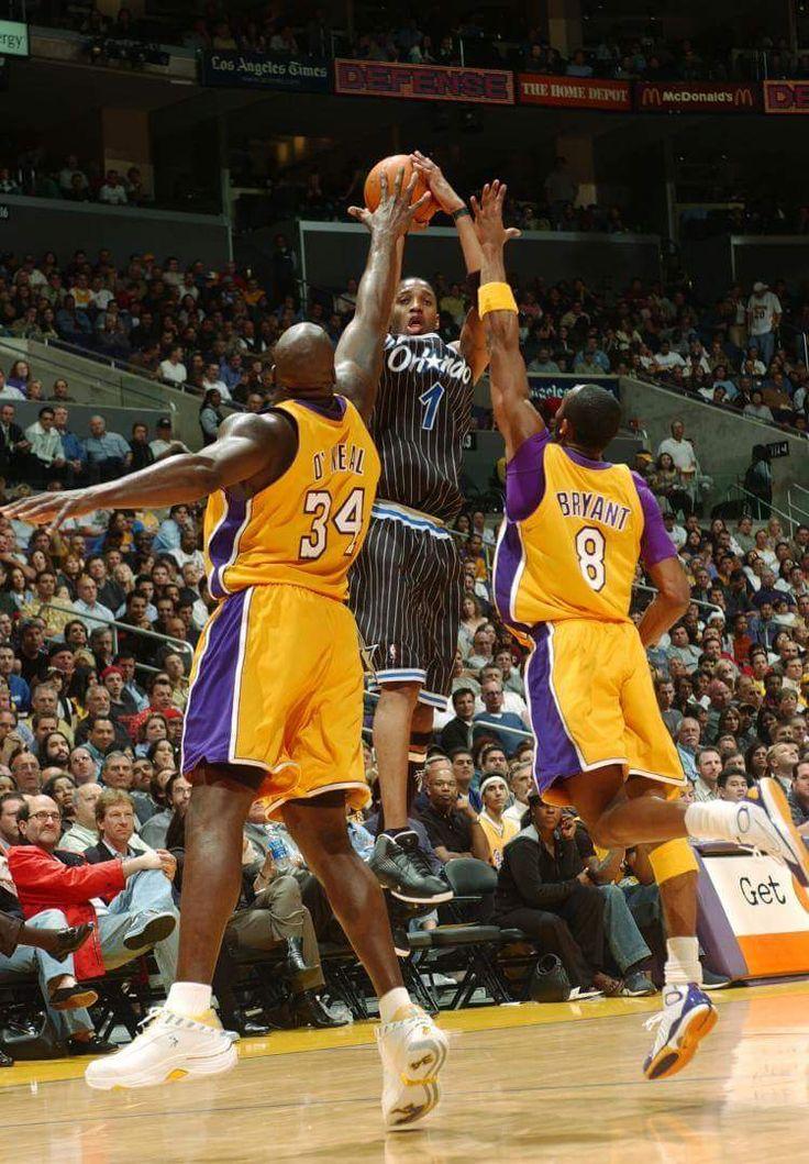 TMac Vs Shaq and Kobe