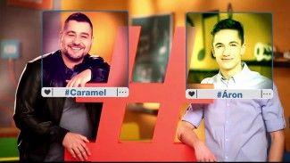 AZ ÉNEK ISKOLÁJA / Gyuris Luca és Janca Áron: Especially For You / tv2.hu / TV2