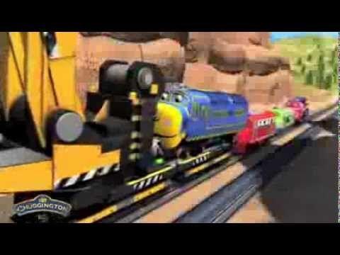Chuggington episodes - Backup Brewster US (Disney Junior) - YouTube