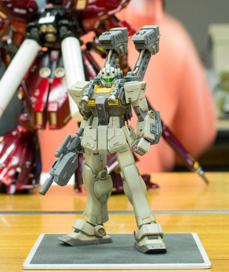GUNDAM GUY: Real Robot Modelers Exhibition 2014 (Koriyama, Japan) - Image Gallery [Part 6]