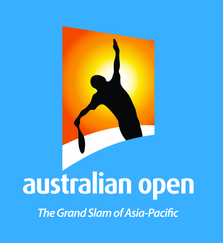 Australian Open Logo #tennisplanet.com