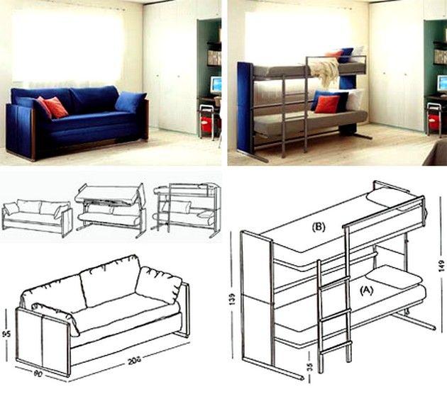 Mobilya sektörünün hızla geliştiği günümüzde birçok firma alternatif mobilya sistemleri üretmek için adeta büyük bir yarış içerisine girmiştir. Son üretilen fonksiyonel mobilyalara baktığımızda hem ev hayatını kolaylaştırmakta hem de rahat ve estetik bir kullanım sağlamaktadır. Bu makalemizde tanıtacağımız mobilya modeli de kanepe ve yatak olarak kullanılabilecek oldukça estetik bir modeldir. Resimde gördüğünüz gibi hem kanepe [&hellip