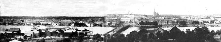 Kristinestad 1885