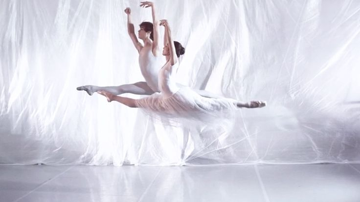 Watch Famous Ballet Dancers Do Their Hardest Moves In Slow-Motion | The Creators Project