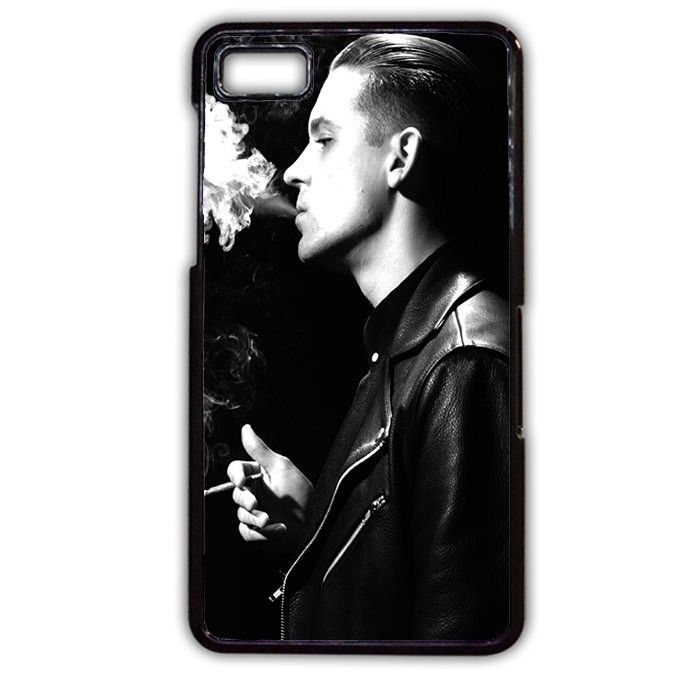 G-Eazy Smooking Blackberry Phonecase For Blackberry Q10 Blackberry Z10