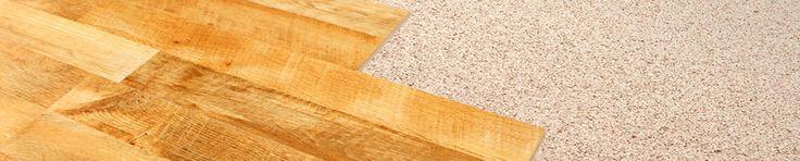 High quality Cork Underlayment.