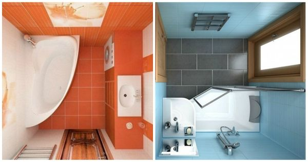 15 Θαυμάσιες Ιδέες για Μικρά Μπάνια