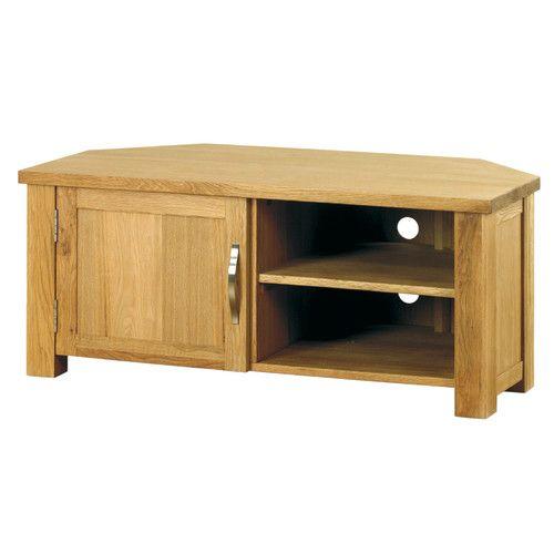 1000 ideas about oak tv stands on pinterest large tv unit corner tv unit and oak coffee table. Black Bedroom Furniture Sets. Home Design Ideas