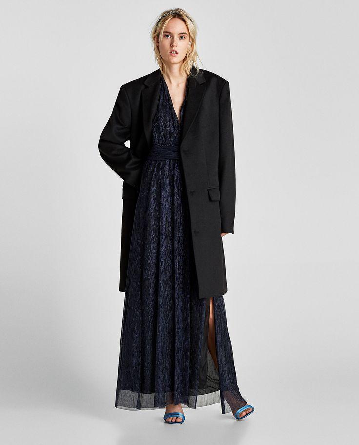 ZARA - WOMAN - LONG SHINY DRESS