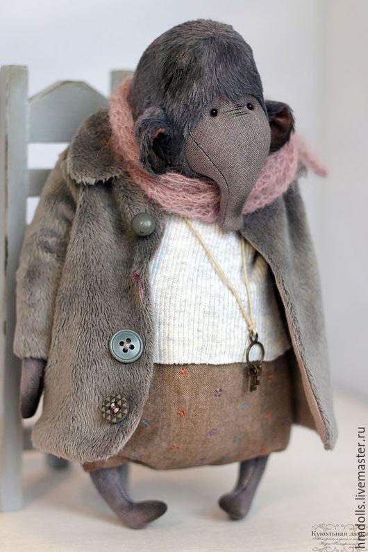 Мишки Тедди ручной работы. Ярмарка Мастеров - ручная работа. Купить Галя. Handmade. Темно-серый, тедди слон, плюш