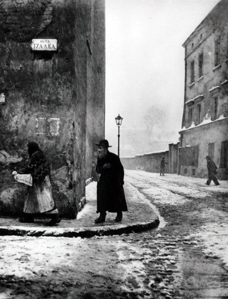 'Isaac Street, Kazimierz, Cracow'