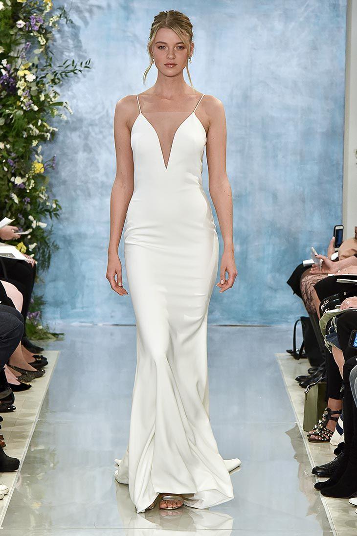 Theia wedding dresses  Bruna  THEIA Bridal  Dresses  Pinterest  Theia bridal