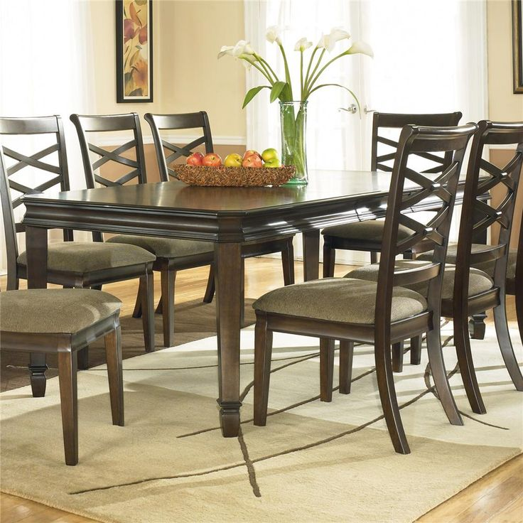 The Hayley Counter Height Dining Table from Ashley ...
